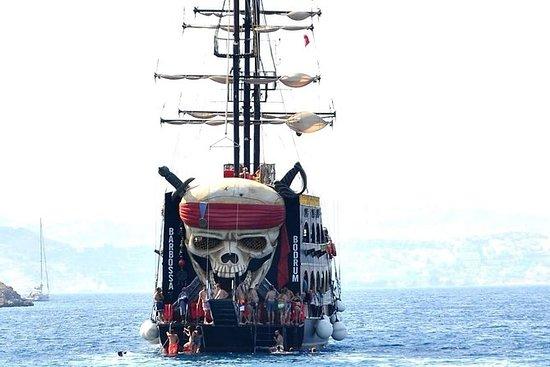 Excursion en bateau de pirate
