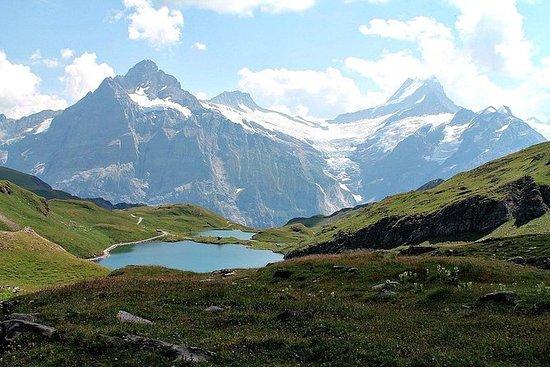 Randonnée guidée de Grindelwald en...