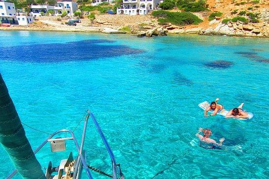 All inclusive day sailing tour from...