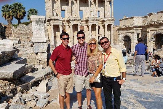 Visite privée d'Éphèse pour les...