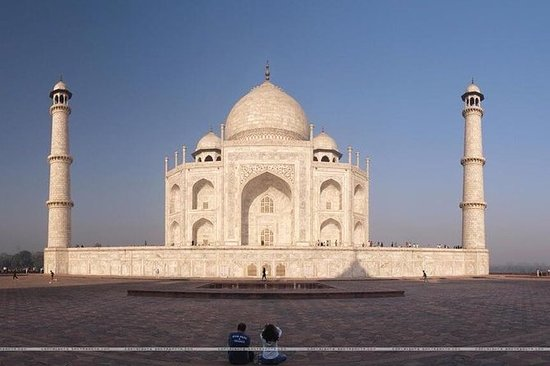 01 Day in Agra, Taj Mahal Tour by...