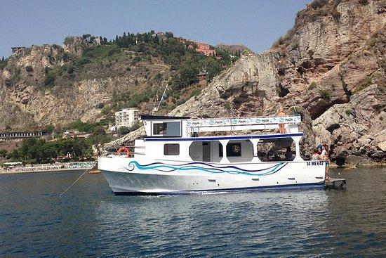 Costa a costa da Taormina