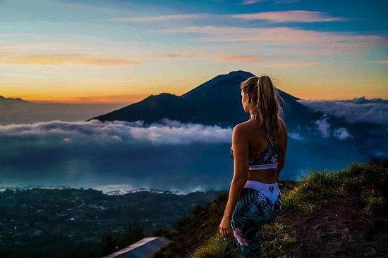 Batur Volcano Sunrise Trekking con...