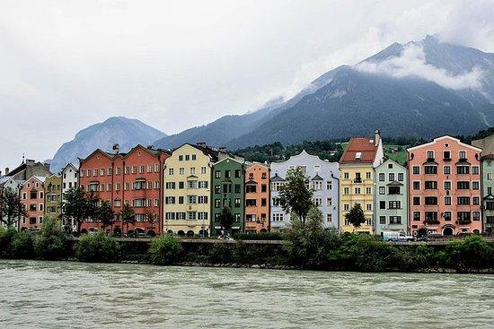 Füssen的因斯布鲁克和施华洛世奇水晶世界私人之旅
