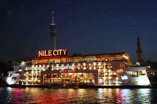 Nil Dinner Cruise in Kairo mit Belly ...