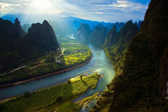 Private Guilin Xianggong Hill Day...