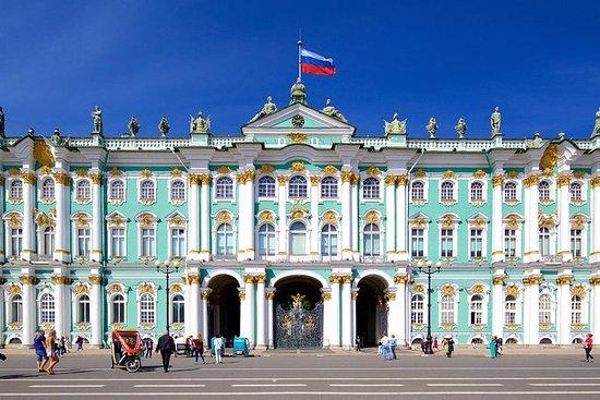 Tour saltafila dell'Hermitage a San Pietroburgo: St Petersburg Skip-the-line Hermitage tour