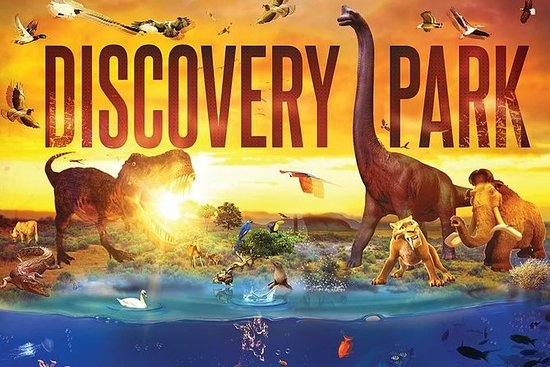 Discovery Theme Park Opptak fra...
