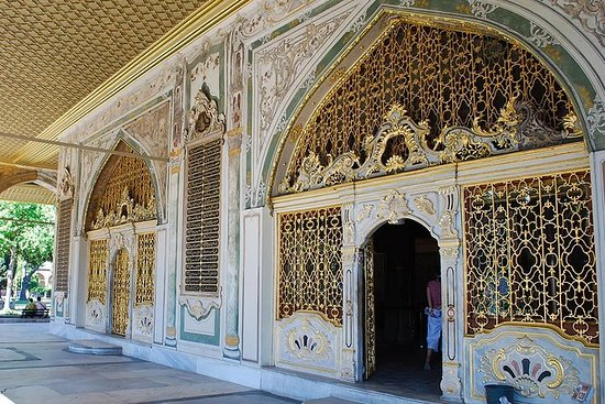 Topkapi Palace Admission Ticket with...
