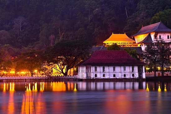 Kandy Day Tour From Colombo With Sri...