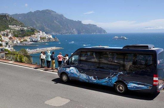 Amalfikysten Dagstur fra Napoli