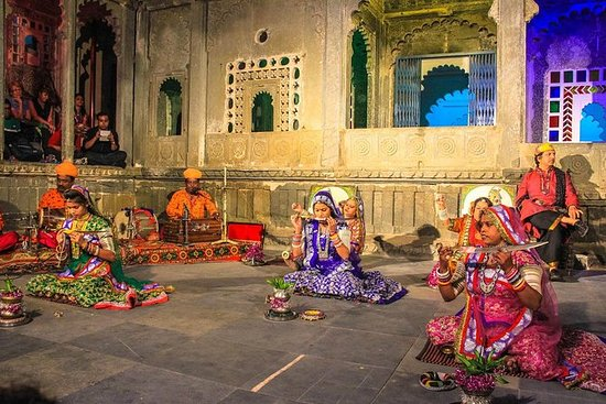 Experience Dharohar Folk Dance at...