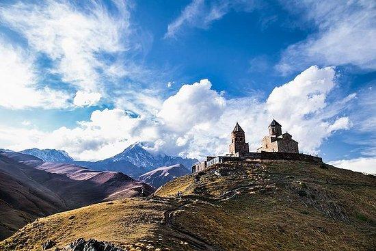 Kazbegi Full Day Trip Den beste...