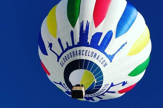 Private Barcelona Balloon 2 Pax...