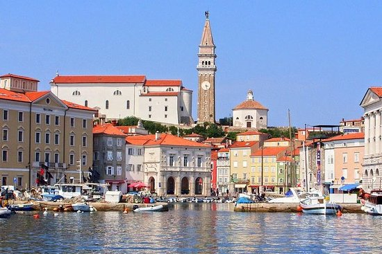 Piran & Scenic Drive Throughout...