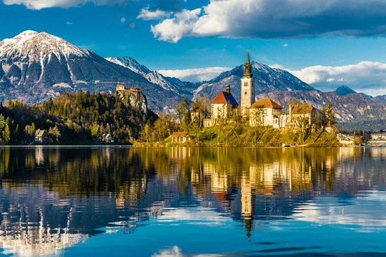 Lake Bled& Ljubljana- Small Group...