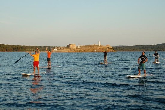 Stand-up-Paddle-Verleih in Menorca