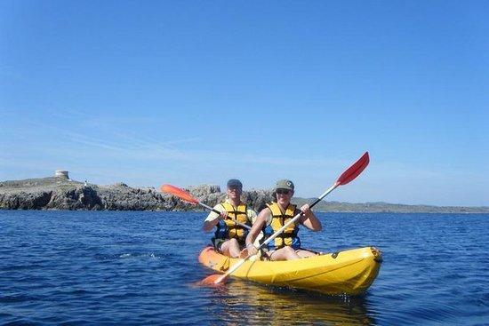 Kayak Rental in Menorca