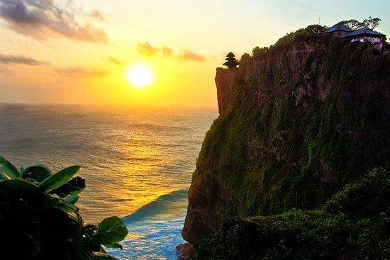 プライベートツアー:半日Uluwatu Temple Sunsetツアー