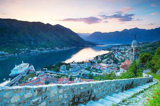 Bay of Kotor, Kotor, Budva Sea pearls...