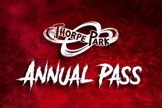 THORPE PARK Standard Annual Pass