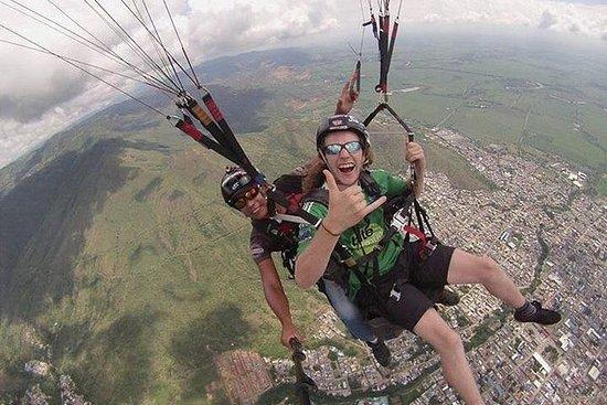 sightseeing paragliding adventure
