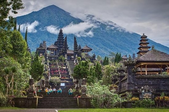 Tour Privado em Bali: Kintamani e...
