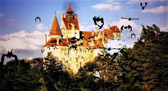 Dracula, Peles Castle and Brasov City...