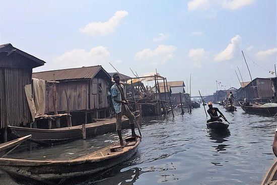 Makoko Floating Village Tour