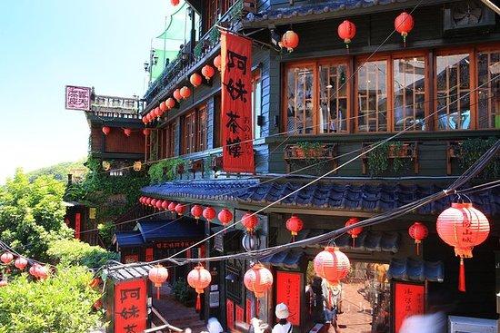 Jiufen & Pingxi Day Tour: Avgang fra...