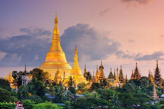 Yangon Full Day City Tour