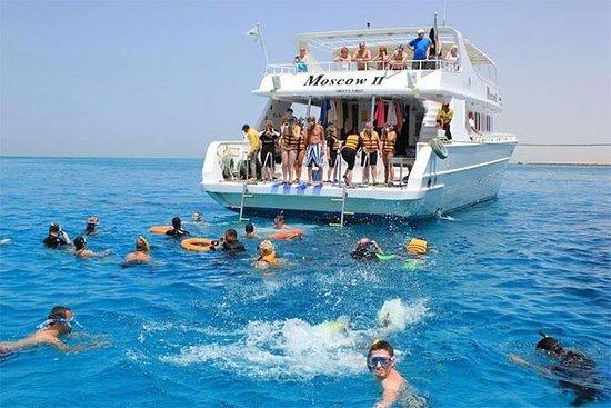 Snorkling Trip Island Tiran fra Sharm