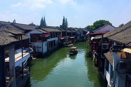 Zhujiajiao Private Half Day Tour da