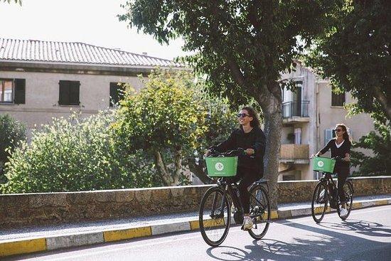 Visite d'Ajaccio à vélo électrique...