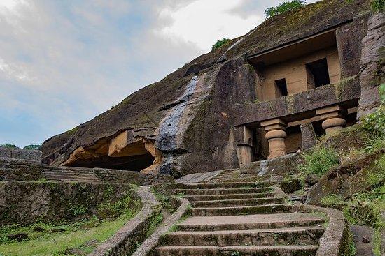 游览Kanheri洞穴