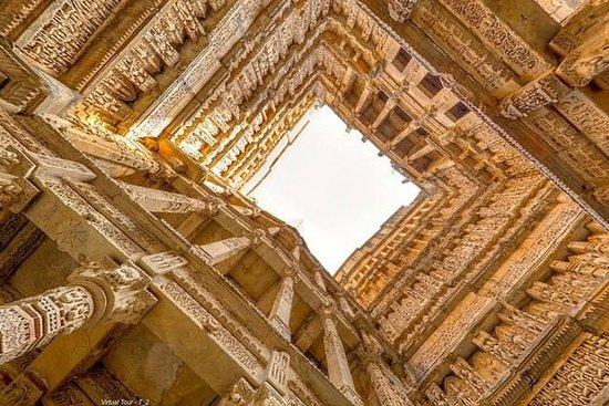 Visita panorámica de Patan y Modhera...