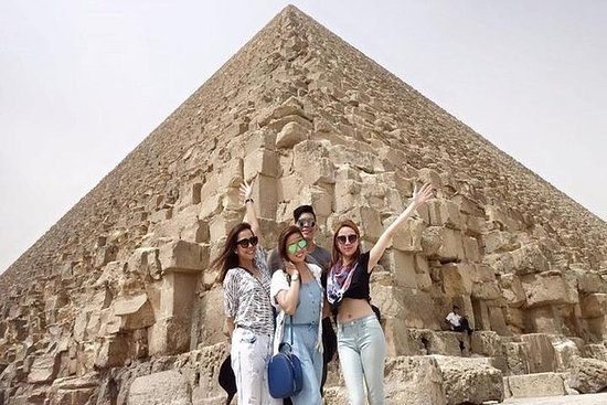 Giza Pyramids Day Trip include