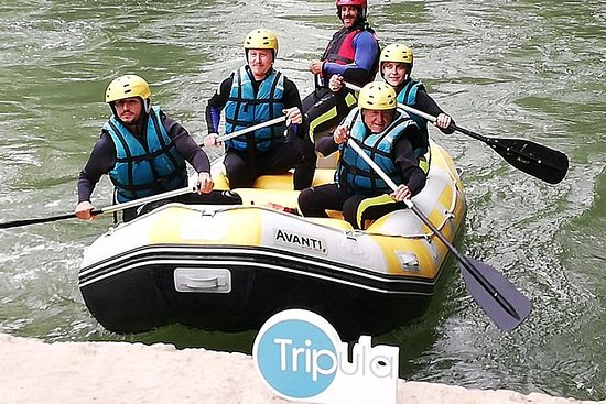Rafting Activity and Wine Tourism...