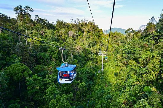 Genting Highland med 2-veis Cable Car...
