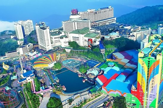 Privat: Full-Day Genting Highlands...