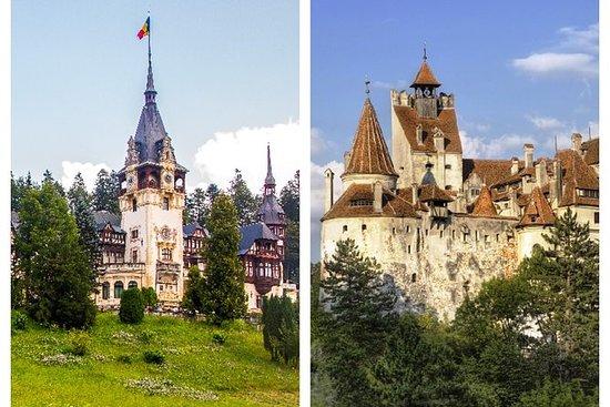 Private Tour zum Schloss Dracula...