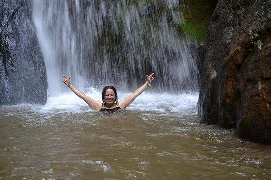 O tour da cachoeira Explorer