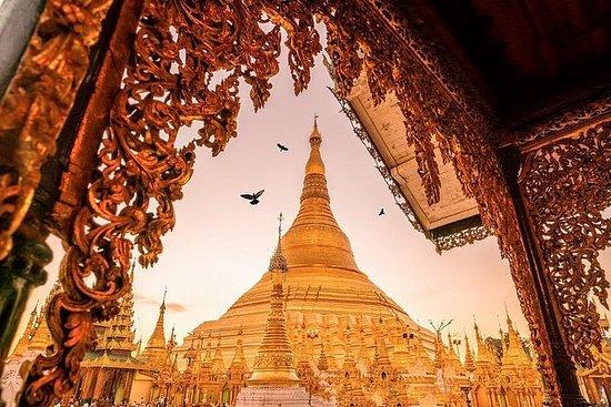 Yangon Half Day City Tour
