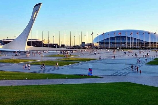 Discover Olympic Sochi and Enjoy...