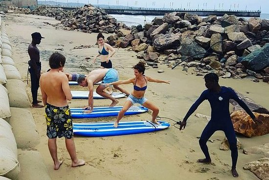 Surfing Excursion