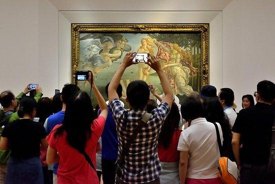 Skip the Line: Private Tour of Uffizi...