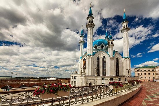 Kazan Private Walking Tour Including Kremlin and Tatar Village: Kazan Walking Tour Including Kremlin and Tatar Village