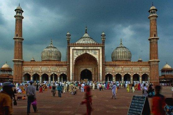 Excursão Halal de dia inteiro em Delhi