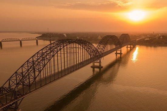 Crociera sul fiume Mandalay a Bagan