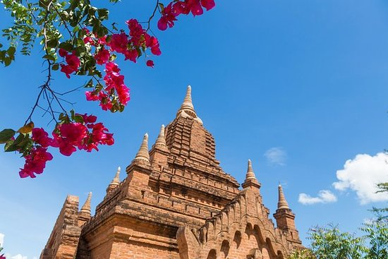 Bagan Full Day Temple Tour